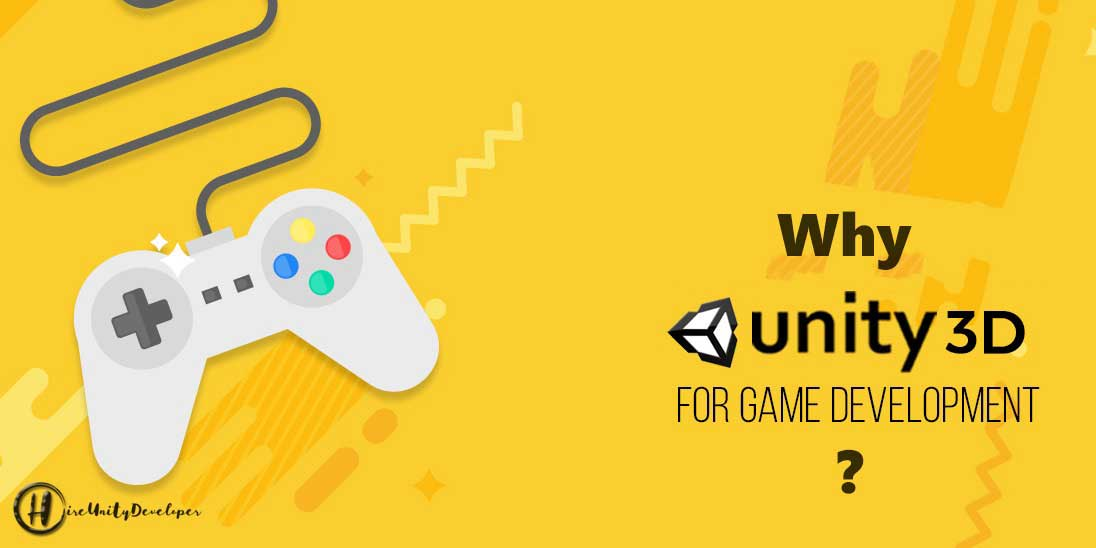 unity for game development